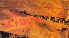 Capa ACDC TNT Australiano de 1975