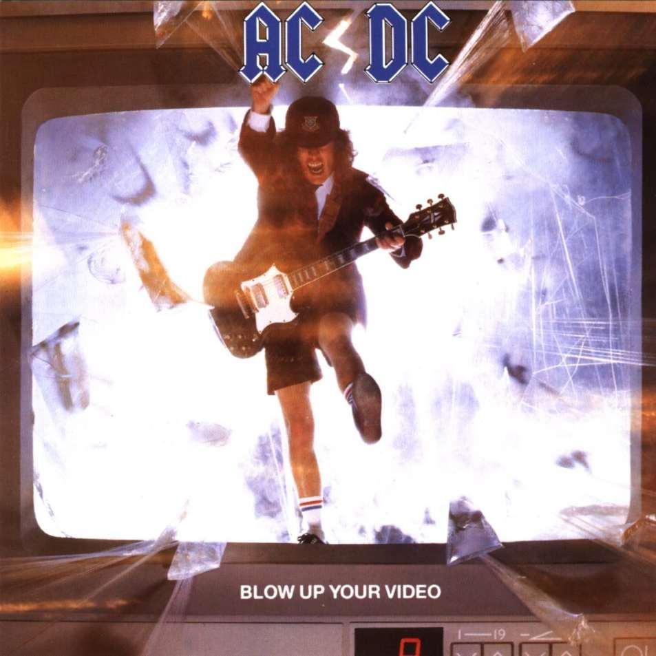 AC-DC - Powerage - Poder