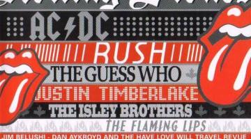 Capa DVD AC/DC Toronto Rocks 2003