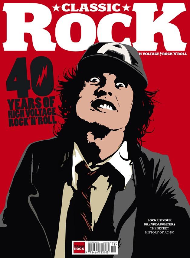 Classic Rock especial AC/DC 40 anos