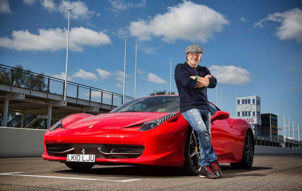 Carros Alucinantes - Brian Johnson