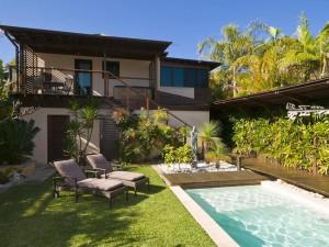 Nova casa de Malcolm e família. Palm Beach. Austrália.