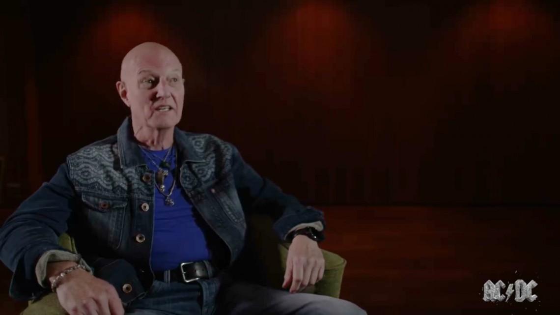Chris Slade. AC/DC. 2016