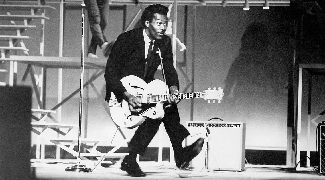 Chuck Berry. RIP.
