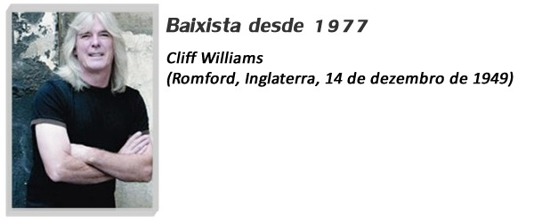 cliff-integrantes