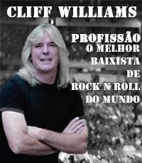 Cliff Williams - História com Brian