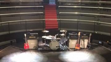 Cobetura AC/DC - Gravação do clipe