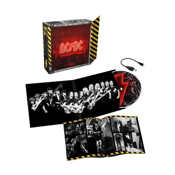 Conheça a capa e faixas do novo álbum do AC/DC, Power Up 1