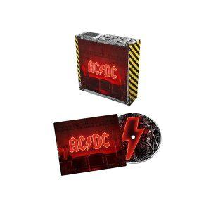 Conheça a capa e faixas do novo álbum do AC/DC, Power Up
