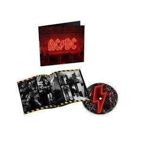 Conheça a capa e faixas do novo álbum do AC/DC, Power Up 3