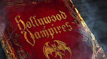 Capa do álbum Hollywood Vampires