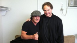 Eddie Trunk e Brian Johnson