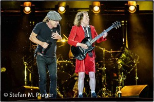 Turnê Rock or Bust: Estádio Olímpico de Munique (19/05/2015)