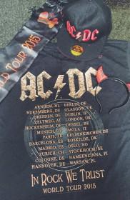 Produtos AC/DC Rock or Bust