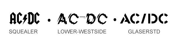 Fontes para PC - AC/DC