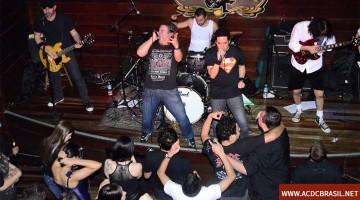 Lançamento Cerveja AC/DC no Brasil
