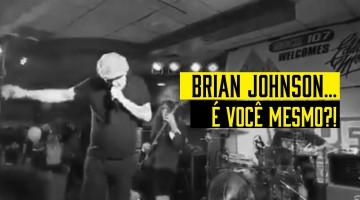 Brian Johnson Cover