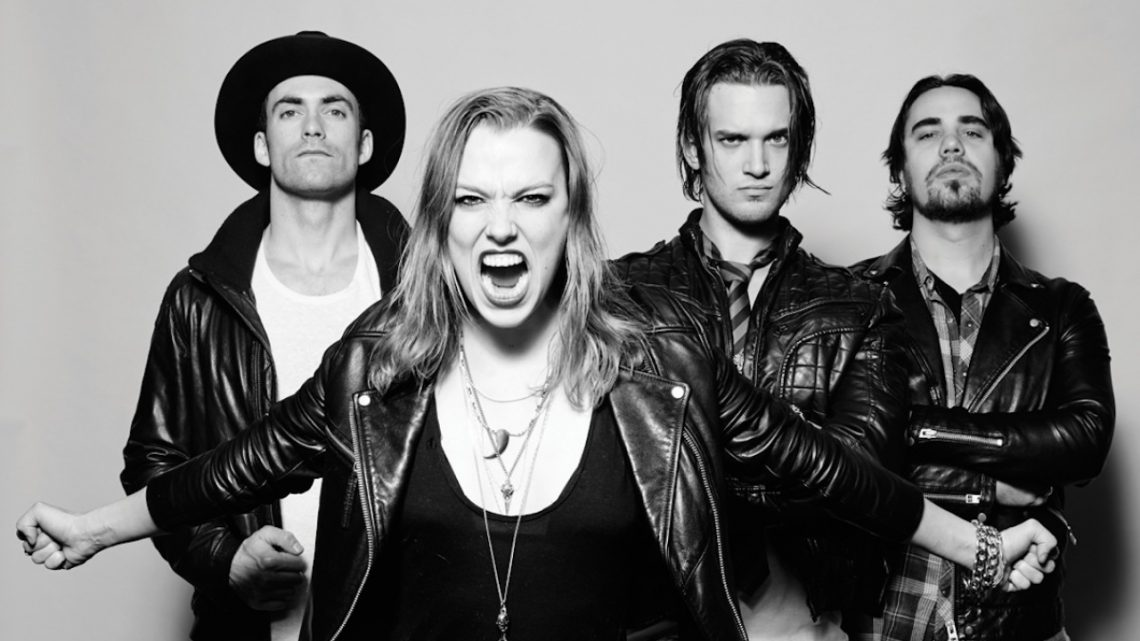 Halestorm. AC/DC. Mistress For Christmas