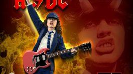 KnuckleBonz lança nova edição da estátua de Angus Young