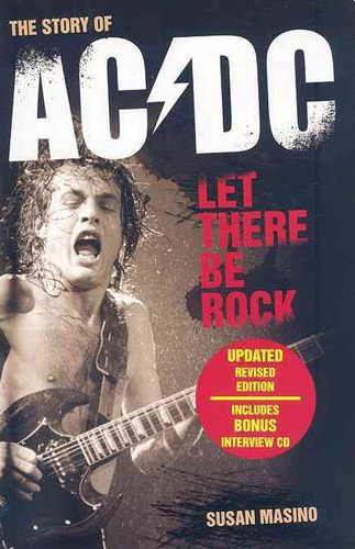 Livro AC/DC A História do AC/DC