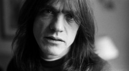 Malcolm Young. AC/DC.
