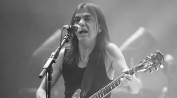 Falece Malcolm Young; fundador do AC/DC 1