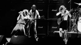 Malcolm Young não tocará no novo álbum do AC/DC