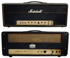 Amplificador Marshall JMP 1959