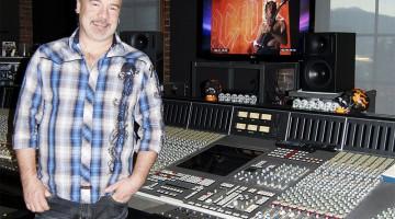 Mike Fraser - Engenheiro de Som do AC/DC