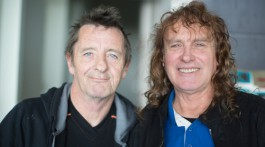 Phil Rudd. Allan Badger. 2016.