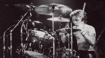 Phil Rudd Inspiracão durante a gravação do álbum Black Ice