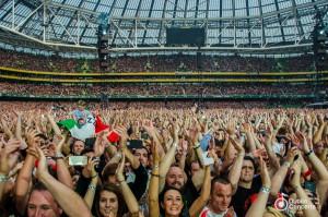 Aviva Stadium -  Dublin, Irlanda. © Tudor Marian