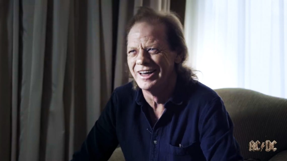 Stevie Young - AC/DC. Entrevista 2016.