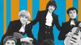 The Easybeats, banda de George Young, ganha minissérie